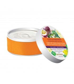 Energetyzujące masło do ciała: cytryna i marakuja 250 ml