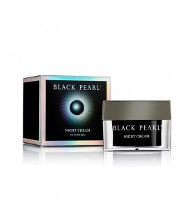 Przeciwzmarszczkowy krem na noc Black Pearl 50 ml