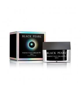 Krem na dzień do cery suchej i bardzo suchej 45 + Black Pearl