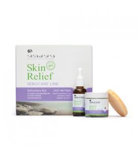 Skin Relif - zestaw do skóry łuszczycowej