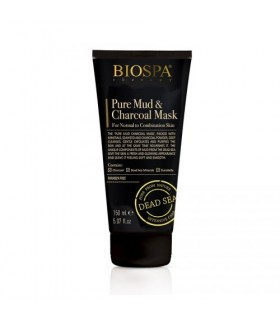 MASKA BŁOTNA CHARCOAL 150 ml Bio Spa