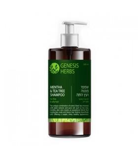 Szampon leczniczy Genesis Herbs 500 ml