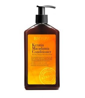 Odżywka do włosów z Keratyną i olejem Macadamia Bio Spa